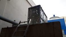 Tarım Aletleri Test Merkezi Yangın Söndürme Sistemi